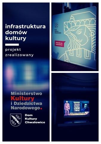 ekra, baner reklamowy, tablica obraz opis projektu